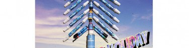 抜群の発色力を持つペイントペン。