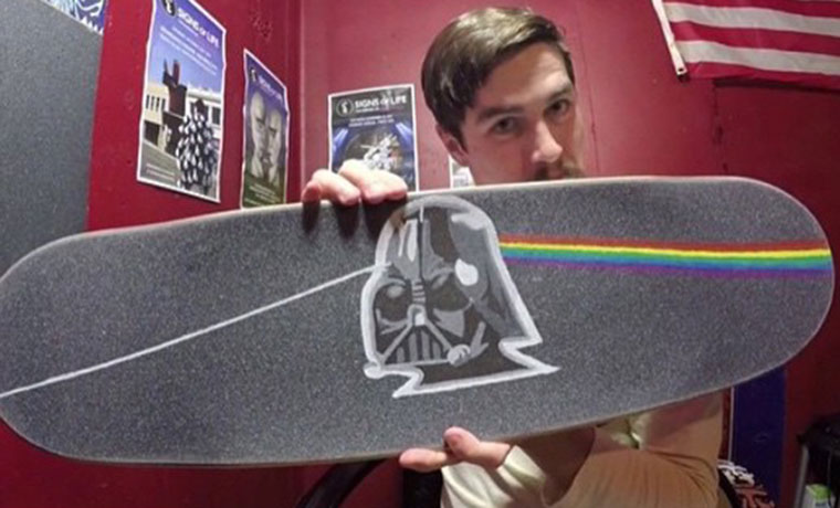 The Dark Side。