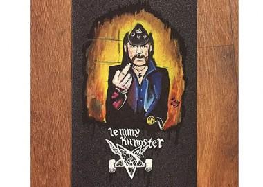 レミー・キルスター。