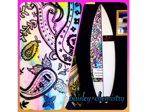 paisley。