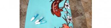 恋する鯉。