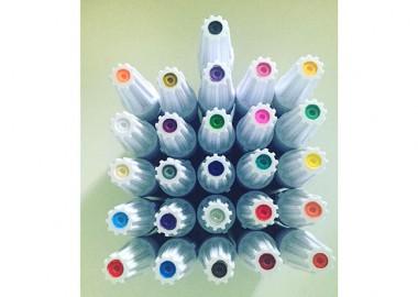 全26色のペイントペン。