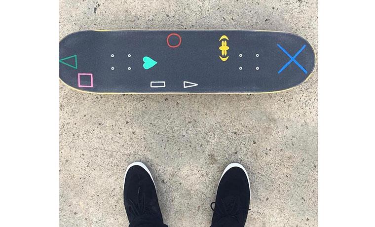 ゲームのように、自在にボードを操りたい。