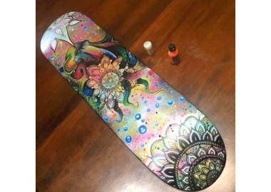 美しきスケートボード。