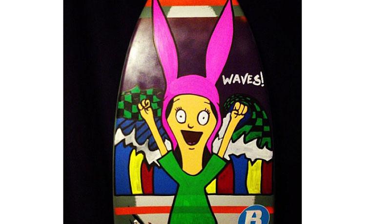 WAVES。