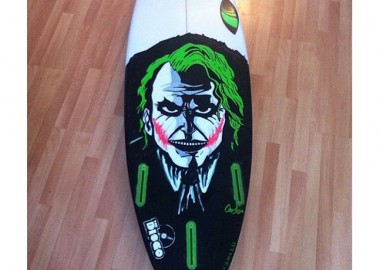Joker。