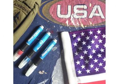 アメリカが生んだ奇跡のペン。
