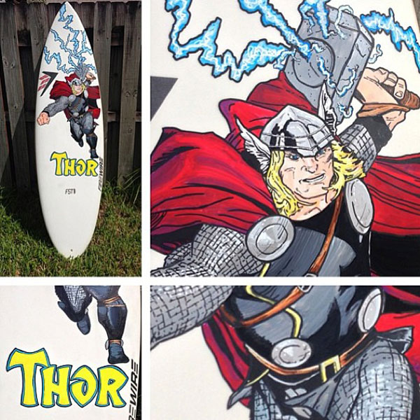 The God of Thunder