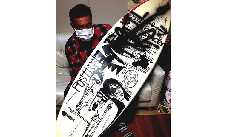 my board。