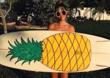 パイナップルガール。