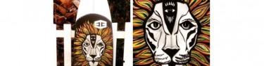 三つ眼のライオン。