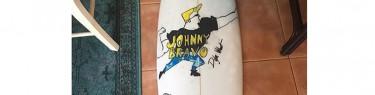 ジョニー・ブラボー。