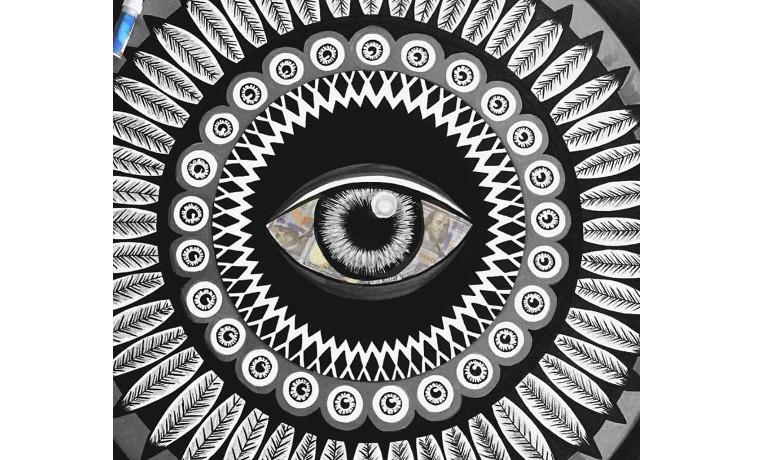 目に映るものは?